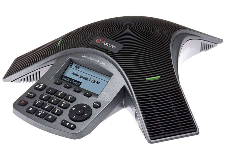 Polycom SoundStation IP 5000, Kinetic VoIP