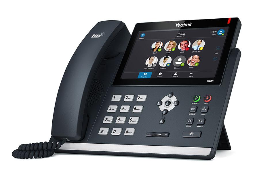 Yealink SIP – T48S, IP Phone